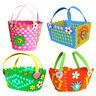 Handmade 3D EVA Foam Basket Children Educational Toy Kids DIY Craft Kits