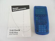 TEXAS INSTRUMENTS TI-83 PLUS SCIENTIFIC CALCULATOR