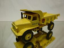 DINKY TOYS - 1:43 - NO= 965 EUCLID REAR DUMP TRUCK - VERY GOOD CONDITION