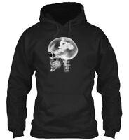 Custom-made Atv Brain Xray Gildan Hoodie Sweatshirt Gildan Hoodie Sweatshirt