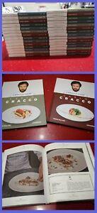 Collezione Scuola di cucina con Carlo Cracco 30 volumi Completa PERFETTA