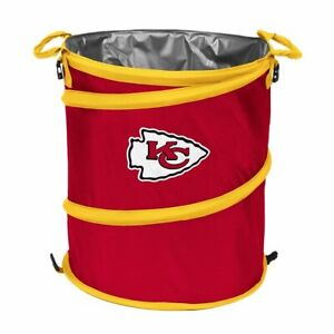 Kansas City Chiefs 3in1 Hamper, Trash Can, Cooler, Toy Box