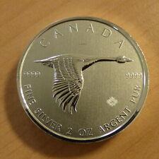 Canada 10$ Goose 2020 silver 99.99% 2 oz