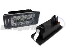 Audi LED CANBUS Number Plate Light Licence Lamp A4 TT VW Porsche Panamera Skoda