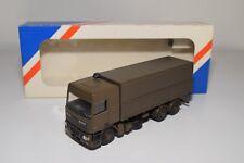 ± LION CAR DAF 95 TRUCK DUTCH ARMY LEGER MILITARY N MINT BOXED