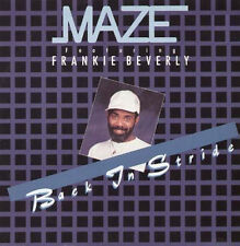 MAZE, FEAT. FRANKIE BEVERLY - Back In Stride - Capitol