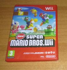 Jeu nintendo wii - New super mario bros Wii (jusqu'a 4 joueurs)