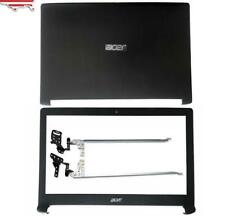 New Acer Aspire 3 A315-53 A315-53G A315-31 LCD Top Lid Back Cover +Bezel+Hinges