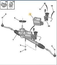 PEUGEOT 207 POWER STEERING MOTOR AND MODULE 1611952180
