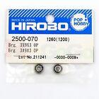 Hirobo 2500-070 Ball Bearing 3x9x3mm (2 pcs) #603 (open type) Helicopter Parts