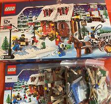 Lego Winter Village 10216: Bakery