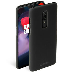 Krusell Nora Case Hard Ultra Slim Protective Hard Cover Shell for OnePlus 6