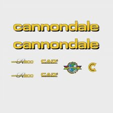 Cannondale R800 Multisport CAAD3 Decals, Stickers: n.970