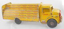 "Vintage Marx Pressed Steel ""COCA-COLA"" Delivery Truck 18x6x7"""