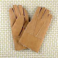 Brown Cashmere Real Woolen Warm Gloves Mittens Woolen Gloves Winter Gloves