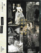 DURAN DURAN THE WEDDING ALBUM CASSETTE POP ELECTRONIC SYNTH-POP ALTERNATIVE ROCK