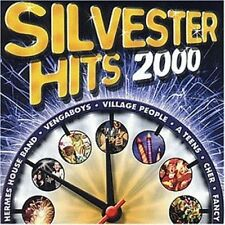 Silvester Hits 2000 (Polystar) Hermes House Band, Vengaboys, Racey, Fan.. [2 CD]