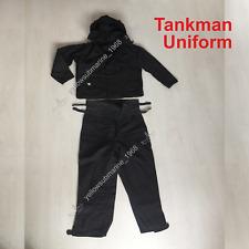 Uniform Jacket and Trousers Army Tanker Tank Tankman Size L (50-4) 1970s