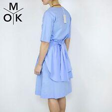 COS Kleid neu blau 38/M Vintage Business Dress Trend Design (1540)