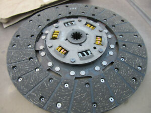 Clutch Disc for Ford New Holland Heavy Duty 2910 4000 3400 3500 12 3/4 dia