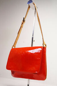 Auth Pre-owned Louis Vuitton Vernis Thompson Street Shoulder Bag M91094 210256