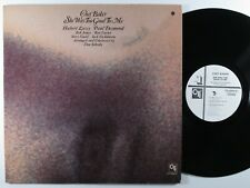 CHET BAKER She Was Too Good To Me CTI LP wlp