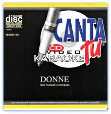 CANTA TU - Interpreti Donne - NCR 153