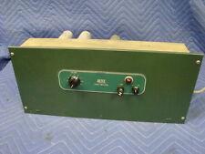 Altec Tube Power Amplifier Model #1568A