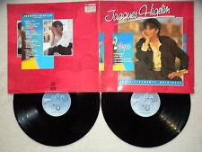"""2 LP JACQUES HIGELIN """"Enregistrements originaux"""" EMI 1568443 FRANCE §"""