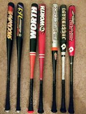 Softball Bats ... Well kept and maintained ... Buy them all, or split up ...