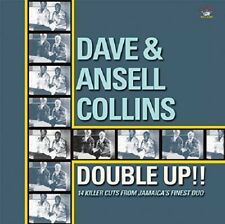 DAVE AND ANSELL COLLINS - DOUBLE UP 2 VINYL LP NEW+