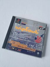 Wipeout Sony PlayStation PS1 Video Game (PAL)