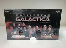 Battlestar Galactica Season Two - Sealed Trading Card Hobby Box - Season 2, 2008