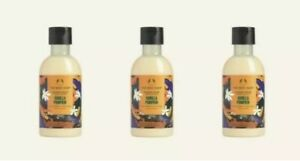 BN Limited Ed 3 X The Body Shop Vanilla Pumpkin Shower Cream 250ml RRP £19.50