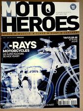 Magazine - Moto Heroes  - N° 12 -- 2015