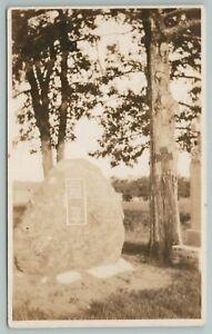 Festina-Waukon* IA Gaertner Tablet~Veteran: Napoleon's Army @ Waterloo RPPC 1925