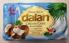 Toilet soap Dalan Cream Care  Coconut and cream 70gx5 (350g)