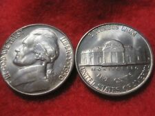 1950D Bu toned Jefferson Nickel 1 coin Jn2690a-l 55c ship 3 or more Free Ship