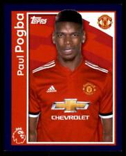 Merlin's Premier League 2018 - Paul Pogba Manchester United No. 197
