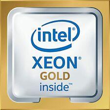 HPE Intel Xeon Gold 5220 18 Core 2.20GHz - 14nm 3647 125W CD8069504214601S