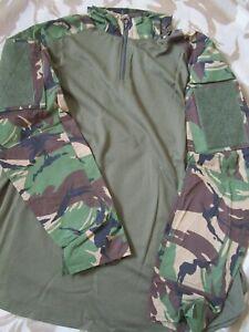 ARKTIS A126 SHIRT Dutch DPM Under Armour UBACS base layer Hiking sas Army crye