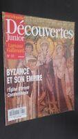 Revista Semanal Dibujada Descubrimientos Junior N º 31 Gallimard Buen Estado