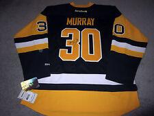 MATT MURRAY Pittsburgh Penguins SIGNED Autographed Home JERSEY w/COA XL