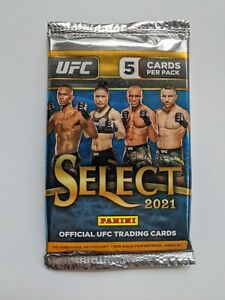 Panini UFC Select 2021 - 1 Hobby Pack