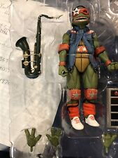 NECA TMNT Musical Mutagen Michelangelo Only NEW IN HAND