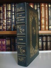 CONSTITUTION OF LIBERTY Hayek Gryphon Legal Classics Leather