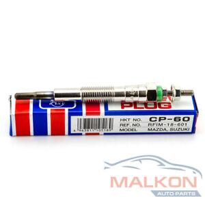1x HKT GLOW PLUG FOR MAZDA E B-SERIES 2.2 2.5TD CP60