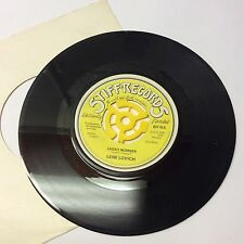 "Lene Lovich 'Lucky Number' EX Stiff Records Vinyl Single 7"" 45"