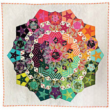 Quilt Pattern ~ TULA NOVA ~ Tula Pink INSTRUCTIONS & COMPLETE PAPER PIECE PACK