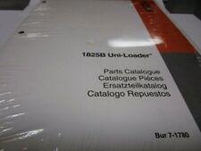 Case 1825b Uni Loader Parts Catalog